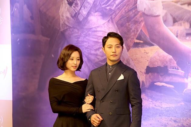 ソ・デヨン(チン・グ) ユン・ミョンジュ(キム・ジウォン)カップル